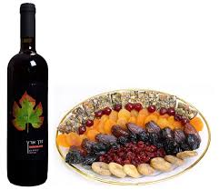 Fruit And Nut Gift Baskets Buy Nuts U0026 Dried Fruit Platters Israel Catalog Com