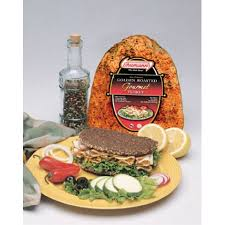 gourmet turkey thumann s golden roasted gourmet turkey deli sliced walmart