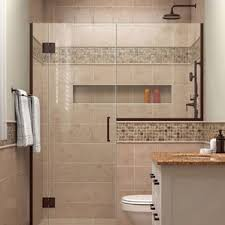 bronze shower bathtub doors you ll wayfair