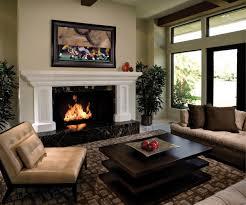 robust fireplace decorating ideas euskalnet design small