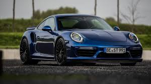porsche 911 stinger 2017 porsche 911 turbo s blue arrow by edo competition review