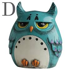 money box owl money bank assorted designs house of marbles usa
