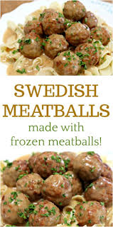 best 25 easy swedish meatballs ideas on pinterest easy sweedish