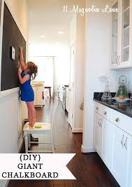 Large Decorative Chalkboard How To Diy Build A Giant Huge Chalkboard On A Wall In Your Home