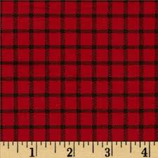 lumberjack flannel checkered red flannels accent colors and fabrics