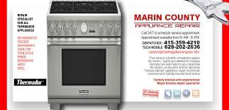 Toaster Oven Repair Thermador Service Thermador Oven Repair Serving San Rafael