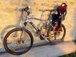 siege enfant vtt location vélos uzès decouvriruzes