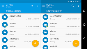 memory manager for android how to manage files and use the file system on android