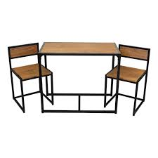 compact dining table and chairs harbour houeswares 2 person compact kitchen dining table chairs