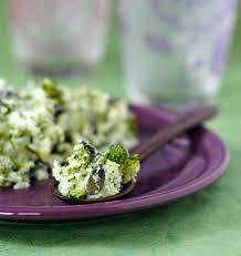 cuisine brousse ecrasé de brocolis à la brousse les meilleures recettes de