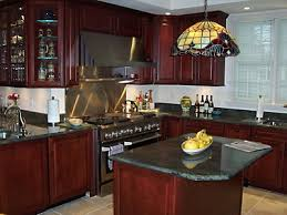 Cherry Kitchen Cabinets Kitchen Design Gallery Kitchen Design Ideas - Pictures of kitchens with cherry cabinets