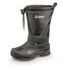 guide gear men u0027s snowmobile winter boots 652074 winter u0026 snow
