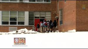 Make Up Classes In Baltimore Md Longer Winter Could Mean Shorter Summer For Md Students Cbs