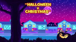 halloween v christmas teen titans go wiki fandom powered by wikia
