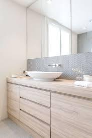 bathroom wooden frame mirror bathroom bathroom designs 2017