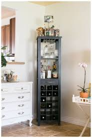 Tall Narrow Bookcase White by Shelf Design Gorgeous Small Shelf With Doors Furniture Design