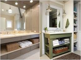 smart idea bathroom vanity with storage tower open travel cabinet