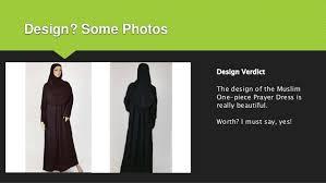 muslim women u0027s one piece prayer dress