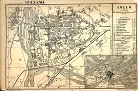 Bolzano Italy Map by Free Maps Of Northern Italy