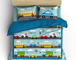 Truck Bedding Sets Truck Bedding Etsy