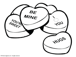 free printable valentine coloring pages coloring pictures