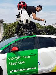 Google Maps With Street View Google Street View Wieder Unterwegs Wien Orf At