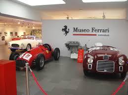 museum maranello maranello and museum mgt design