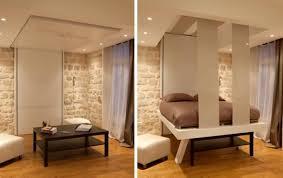 revetement plafond chambre design interieur lit escamotable plafond revetement mural