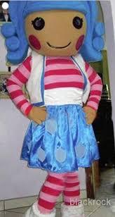 lalaloopsy costumes lalaloopsy doll mascot costumes lalaloopsy doll for chrismas