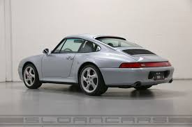 vintage porsche for sale low mileage used u0026 classic porsche for sale sloan cars
