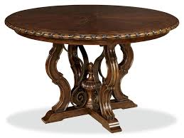 Dining Room Table Pedestals Dining Tables Inspiring Round Pedestal Dining Table Black Dining
