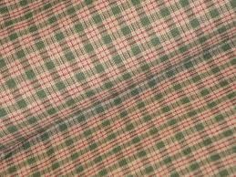 homespun material homespun fabric plaid material quilt