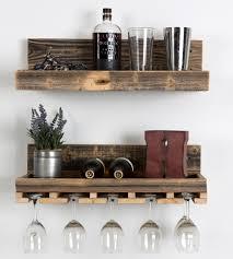cabinet best racks with shelves ideas floating wine rack shelves