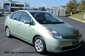 car for sale toyota prius used 2008 toyota prius hybrid car for sale in tallahassee florida