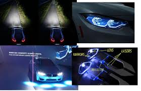 Bmw I8 Laser Headlights - ces 2015 bmw audi laser headlights mission galactic freedom