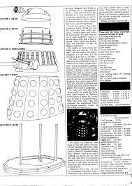 tom rathborne u0027s media creations ray traced daleks blueprints
