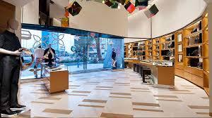 Home Decor Stores Las Vegas Louis Vuitton Las Vegas Citycenter Store In Las Vegas United