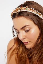 jeweled headbands jeweled velvet headband free