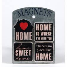 wilco home decor wilco home home 4 magnets wall décor products