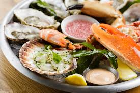 dining menu oyster box