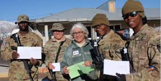 cards bring of home to deployed service members