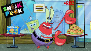 Spongebob Krabby Patty Meme - nickalive goodbye krabby patty sneak peek 2 spongebob