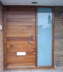 Sapele Exterior Doors Building A Sapele Entry Door With Glass Panels Usi Exterior