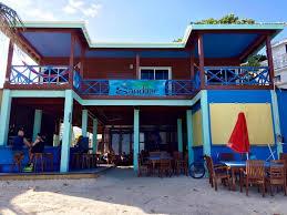 hostel sandbar beachfront san pedro belize booking com