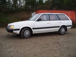 old subaru wagon grottos 1st subaru 92 loyale 4wd wagon old gen 80 u0027s gl dl xt
