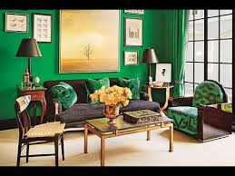 color trends 2018 decoration with greenery the color of hope