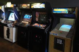 games games games coin op bar stocks its arcade eater san diego