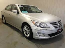Hyundai Cars In Rapid City by Hyundai Genesis In Rapid City Sd For Sale Used Cars On