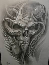 the best biomechanical skull in 2017 photo pictures