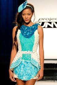 gummy clothes sonjia s amazing gummy shark and jelly bean dress from project